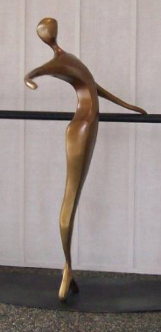 Port De Bras Life Size Bronze Sculpture 2008 in Sculpture by Robert Holmes