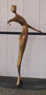 Port De Bras Life Size Bronze Sculpture 2008  100 in Sculpture by Robert Holmes