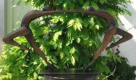 Deux (Small) Bronze  Sculpture 32 in Sculpture by Robert Holmes - 2