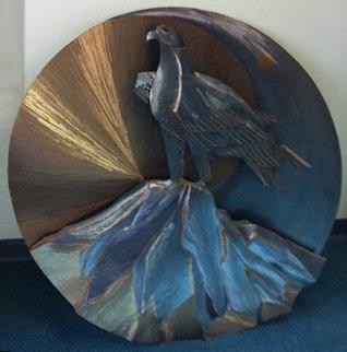 Untitled Bronze and Metals Sculpture 48 in Sculpture - John Richen