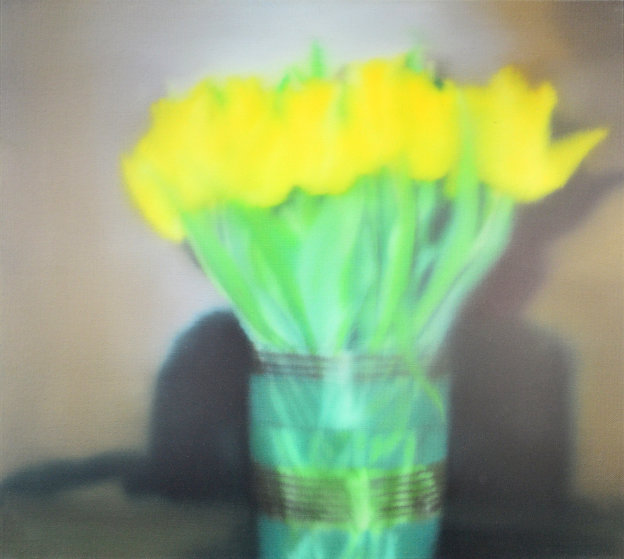 P17 Tulips 2017 Limited Edition Print by Gerhard Richter