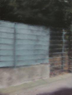 Fence (P13) 2015 Limited Edition Print - Gerhard Richter