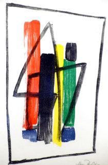 Untitled Print 1968 Limited Edition Print - Hans Richter