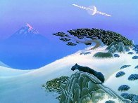 Moon Planet 1993 Limited Edition Print by Bruce Ricker - 0