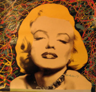 Marilyn Monroe, Seductive 2004 Limited Edition Print by  Ringo