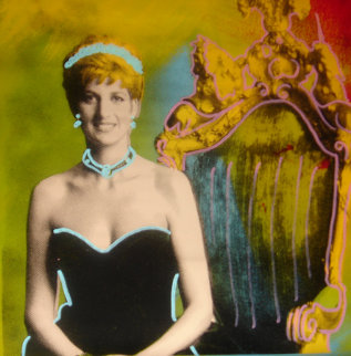 Princess Diana 2004  Limited Edition Print -  Ringo