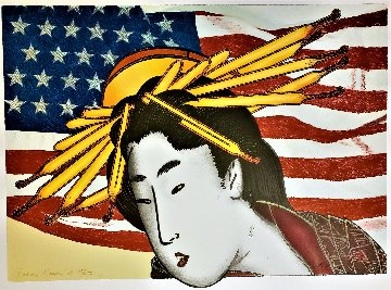 Madama Butterfly 1978 Limited Edition Print by Larry Rivers