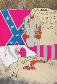Last Civil War Veteran 1970 Limited Edition Print by Larry Rivers
