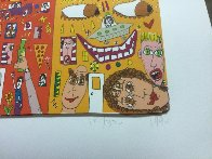 Lost in a Concrete Jungle 3-D 1990 Limited Edition Print by James Rizzi - 4