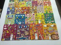 Lost in a Concrete Jungle 3-D 1990 Limited Edition Print by James Rizzi - 1