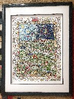 Village For the World 1996 3-D Limited Edition Print by James Rizzi - 1