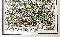 Village For the World 1996 3-D Limited Edition Print by James Rizzi - 3