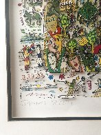 Village For the World 1996 3-D Limited Edition Print by James Rizzi - 4