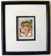 It's Me 3-D 1987 Self Portrait Limited Edition Print by James Rizzi - 1