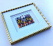 Basketball Team Photo 3-D 1998 Limited Edition Print by James Rizzi - 2
