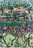 Strokes of Genius 3-D 1991 Golf Limited Edition Print by James Rizzi - 0
