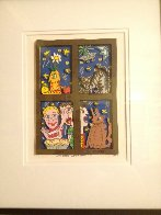 Outside Looking In 3-D 1990 Limited Edition Print by James Rizzi - 2