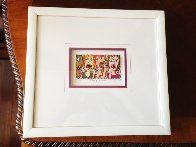 Jelly Bean 3-D Limited Edition Print by James Rizzi - 3
