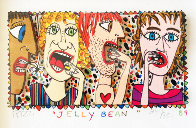 Jelly Bean 3-D Limited Edition Print by James Rizzi - 1