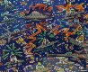 Space War 3-D 1987 Limited Edition Print by James Rizzi - 1
