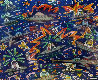 Space War 3-D 1987 Limited Edition Print by James Rizzi - 0