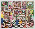 Picture This 3-D AP 1995 Limited Edition Print - James Rizzi