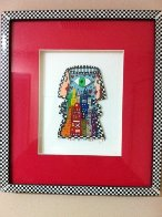 Big Brother TV Show 1989 3-D Limited Edition Print by James Rizzi - 2