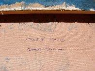 Miles Davis 2000 41x28 Original Painting by Robert Katona - 6