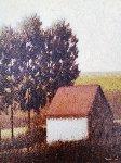 Untitled 22x19 Original Painting - Robert Kipniss