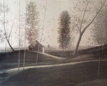 Landscape II 1980 Limited Edition Print by Robert Kipniss
