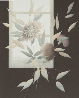 Studio Flowers 1975 Limited Edition Print - Robert Kipniss