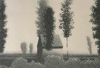 Untitled Landscape AP 1980 Limited Edition Print by Robert Kipniss - 1