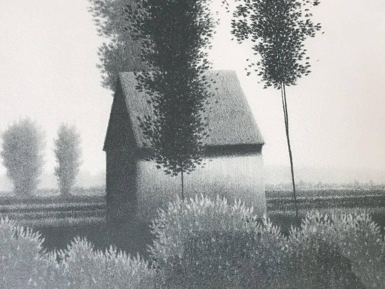 Untitled Landscape AP 1980 Limited Edition Print by Robert Kipniss