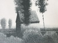 Untitled Landscape AP 1980 Limited Edition Print by Robert Kipniss - 0