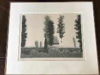 Untitled Landscape AP 1980 Limited Edition Print by Robert Kipniss - 6