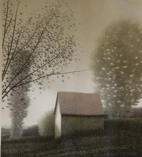 Quiet Morning 1979 Limited Edition Print - Robert Kipniss