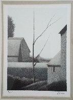 Backyard VII 1982 Limited Edition Print by Robert Kipniss - 1