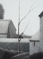 Backyard VII 1982 Limited Edition Print by Robert Kipniss - 0