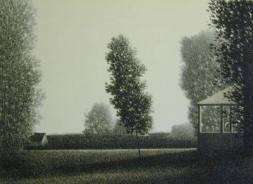 Porch 1972  Limited Edition Print - Robert Kipniss