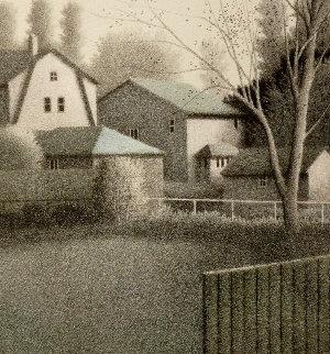 Backyard Limited Edition Print - Robert Kipniss