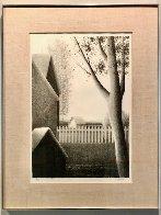 Backyard Summer Limited Edition Print by Robert Kipniss - 1