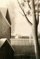 Backyard Summer Limited Edition Print by Robert Kipniss - 0