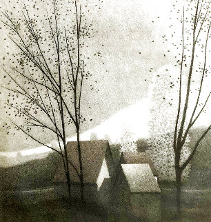 Clouds Before Morning AP 1978 Limited Edition Print - Robert Kipniss