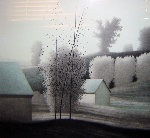 Hillside Illusion Limited Edition Print - Robert Kipniss
