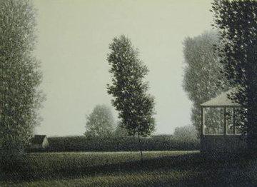 Porch II  Limited Edition Print - Robert Kipniss