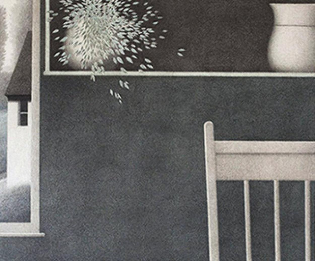 Interlude 1981 Limited Edition Print by Robert Kipniss