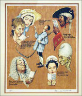 Golden Age AP 1976 Limited Edition Print by Norman Rockwell - 0