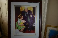 Doll Doctor 2005 Limited Edition Print by Norman Rockwell - 1