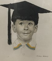 Big Day AP 1973 Limited Edition Print by Norman Rockwell - 1