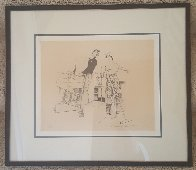 Moving AP 1980 Limited Edition Print by Norman Rockwell - 2